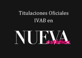 IVAB noticia de portada en la revista Nueva Estética